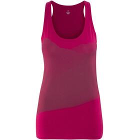 Arc'teryx Valleys Koszulka bez rękawów Kobiety różowy/czerwony